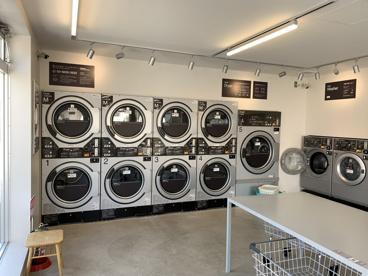 Baluko Laundry Place コインランドリーの画像4