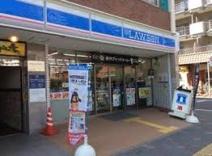 ローソン 新狭山駅北口店