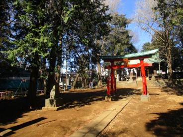 太田窪氷川神社児童遊園の画像1
