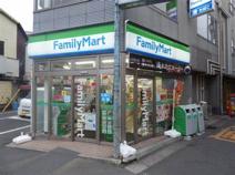 ファミリーマート 鐘ヶ淵駅前店