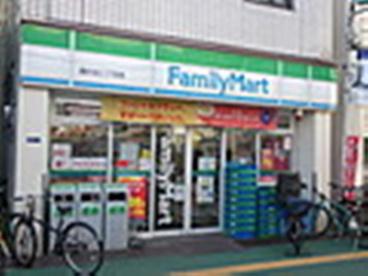 ファミリーマート旗の台二丁目店の画像1