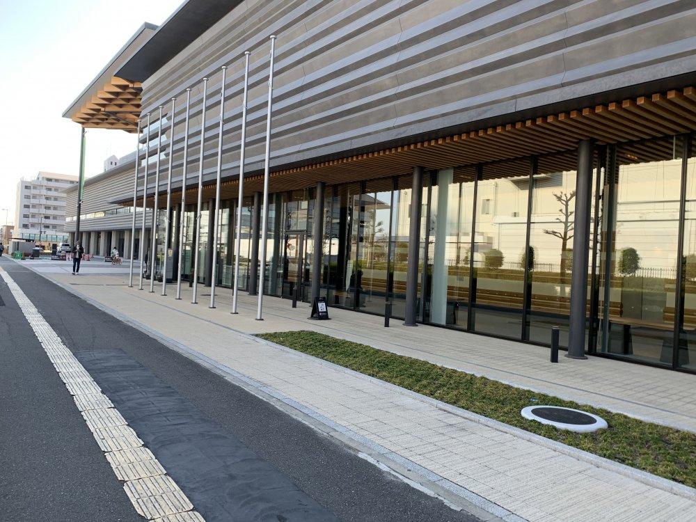 奈良県コンベンションセンターの画像