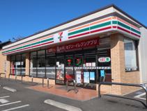 セブンイレブン 立川若葉町3丁目店