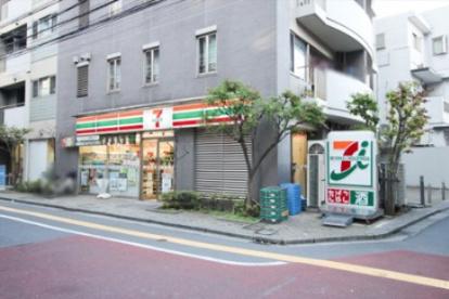 セブン-イレブン 新宿高田馬場1の南店の画像1