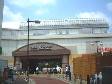 喜多見駅の画像1