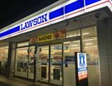 ローソン 新富町メトロピア店