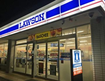 ローソン 新富町メトロピア店の画像1