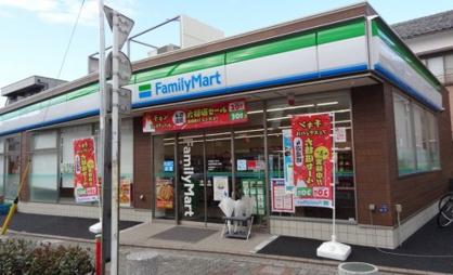 ファミリーマート 大田中央四丁目店の画像1