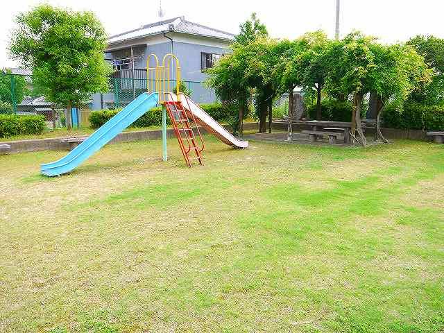 天理勾田町公園の画像