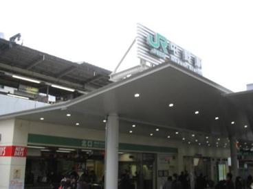 JR中央線、総武線、東京メトロ東西線中野駅の画像1