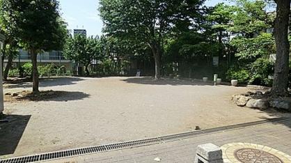 中野区立天神小公園の画像1