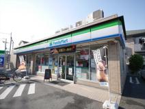 ファミリーマート 市川高谷一丁目店