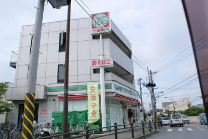 LAWSON100 相模原栄町店の画像2