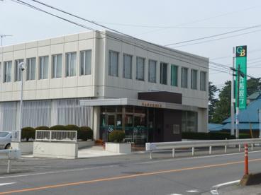 群馬銀行粕川支店の画像1