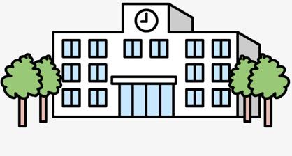広島市立亀山中学校の画像1