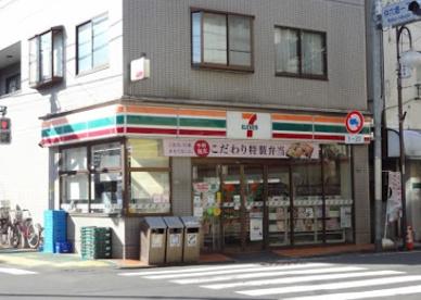 セブンイレブン 大田区仲六郷店の画像1