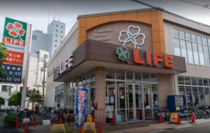 ライフ 大森中店の画像1