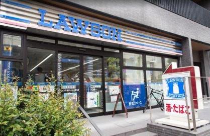 ローソン 文京サッカー通り店の画像1