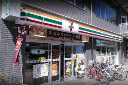 セブンイレブン 大田区東糀谷店の画像1