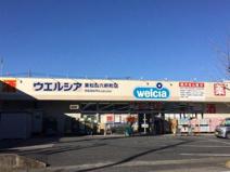 ウエルシア東松山六軒町店