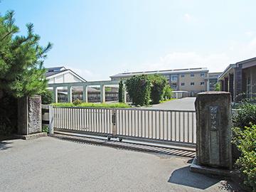 古河市立総和中学校の画像1