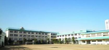 渋谷区立代々木中学校の画像1
