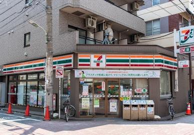 セブンイレブン 大田区大森駅南店の画像1