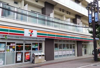 セブンイレブン 大田区美原通り店の画像1