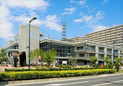 立川市役所の画像1