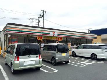 セブンイレブン 横浜森の台店の画像1