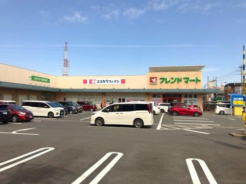 ココカラファイン 高槻川添店の画像