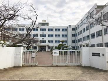 高槻市立柳川中学校の画像1