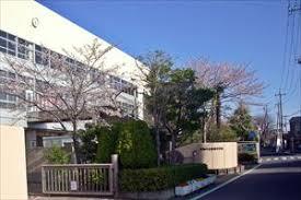 草加市立新田中学校の画像1
