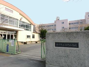 草加市立清門小学校の画像1