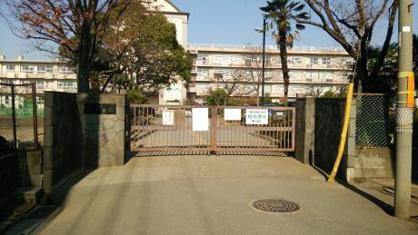 越谷市立南中学校の画像1