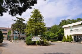草加市立栄中学校の画像1