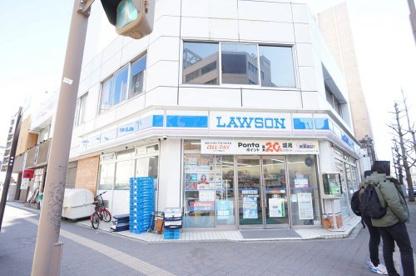 ローソン 新潟東大通店の画像1