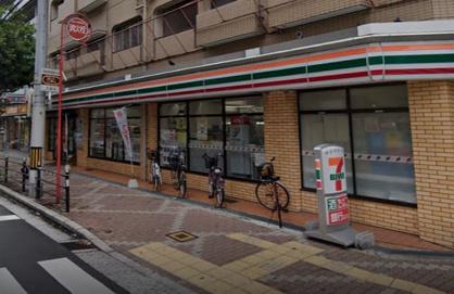 セブンイレブン 地下鉄あびこ駅東店の画像1