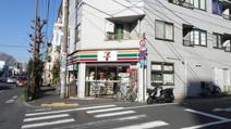 セブンイレブン 世田谷上野毛店