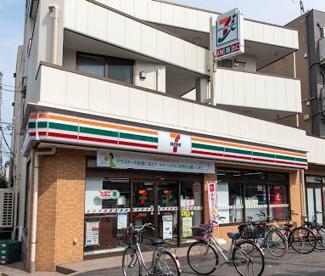 セブンイレブン 大田区仲糀谷店の画像1