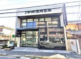 京都中央信用金庫嵯峨野支店