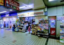 セブンイレブン 京急ST青物横丁店