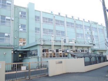 足立区立花畑中学校の画像1