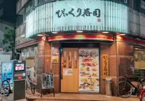 江戸前びっくり寿司大森店
