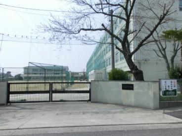 名古屋市立大森中学校の画像1
