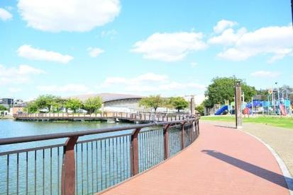 家原大池公園の画像1