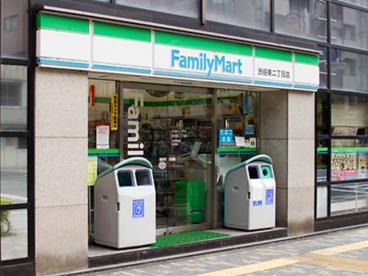 ファミリーマート 渋谷二丁目店の画像1
