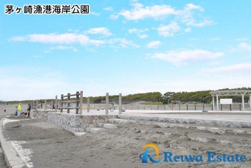茅ヶ崎漁港海岸公園の画像