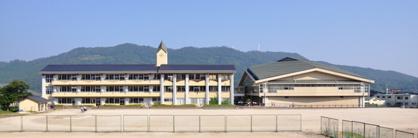 八頭町立八頭中学校の画像1