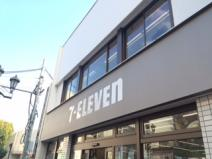 セブンイレブン 広尾駅前店